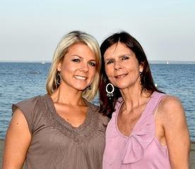 Mom's 60th Mom and Andrea copy
